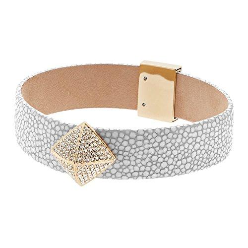 michael kors damen armband leder gold mkj5227710 ringe. Black Bedroom Furniture Sets. Home Design Ideas