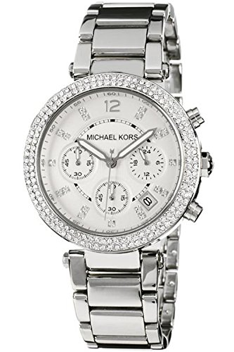 michael kors mk5353 luxus damen uhr armbanduhr quarzuhr. Black Bedroom Furniture Sets. Home Design Ideas