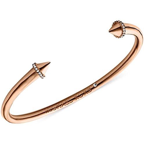 Michael Kors MKJ3738791 Damen Armband Rose mit Steinen besetzt