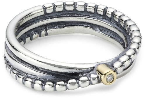 PANDORA Damen-Ring Sterling-Silber 925  19243D-54