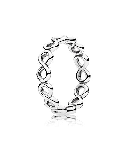 PANDORA - Ring Glanz Infinite 925/1000 Silber PANDORA 190994 - 52