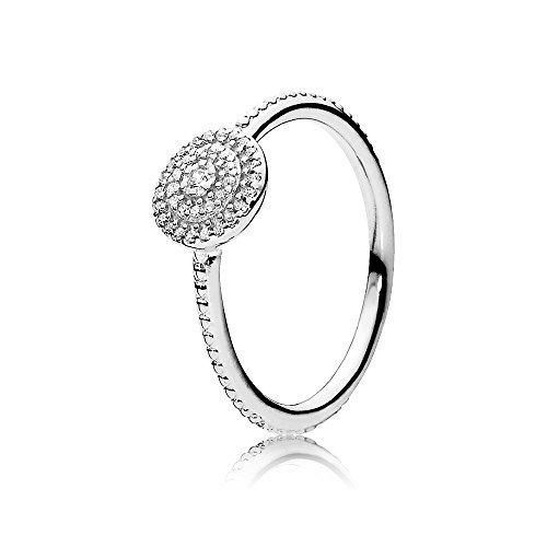 "Pandora Damen-Ring ""Strahlende Eleganz"" Gr 60 190986CZ-60"