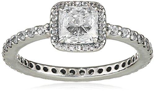 Pandora Damen-Ring Zeitlose Eleganz 925 Silber Zirkonia weiß Gr. 60 (19.1) - 190947CZ-60