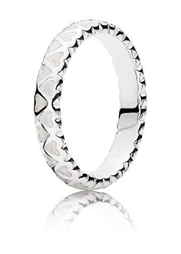"Pandora Ring ""Silber-Schimmernde Liebe im Überfluss"" 190975EN23 Gr. 58"