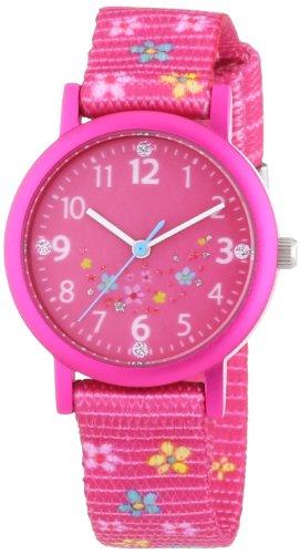 Prinzessin Lillifee Mädchen-Armbanduhr Analog Quarz Textil 454360