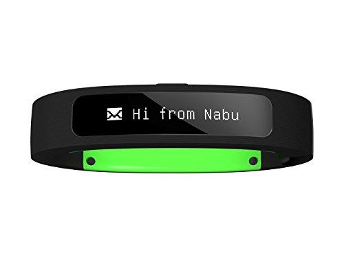 Razer Nabu Smartband Medium/Large (Aktivitäts, Schlaftracker, Display für Benachrichtigungen) grün