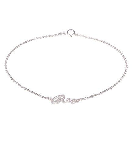 """SIX """"925er Silber"""" filigranes feines zartes Armband aus 925 Steriling Echtsilber mit """"Love"""" Schriftzug (186-192)"""