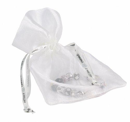 SPINNING Jewelry Damenring 925 Sterling Silber *ENDLESS HEART* Ringgröße 51 16303XS