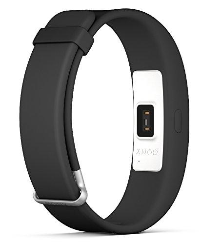 Sony Smart Band 2 SWR12 Aktivitätstracker Fitnesstracker Fitnessarmband - Schwarz