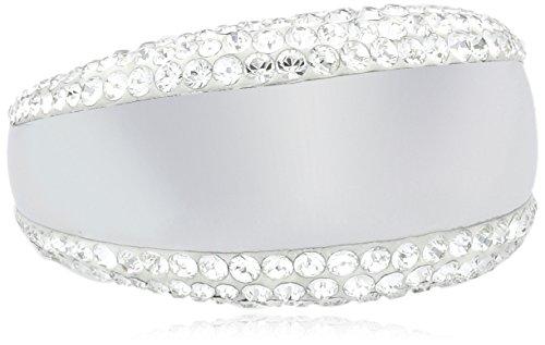 Swarovski Damen-Ring Metalllegierung Glas weiß Gr. 52 (16.6) - 5079663
