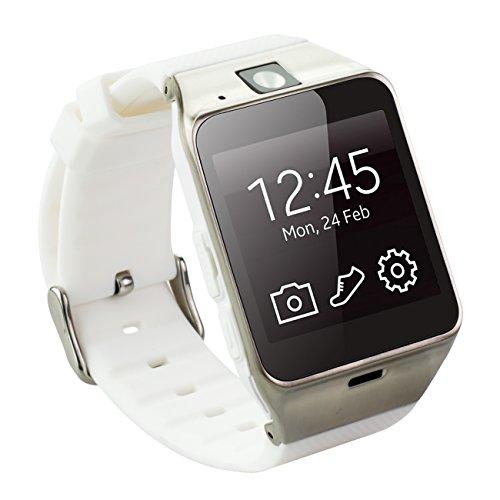 "Tera® Aplus Smartwatch Uhr Bluetooth 3.0, 1,54 ""LCD"
