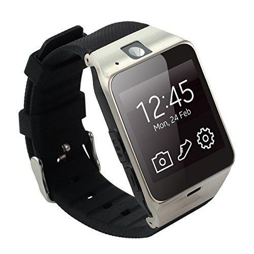 """Tera® Aplus Smartwatch Uhr-wasserdichte Bluetooth 3.0, 1,54 """"LCD"""
