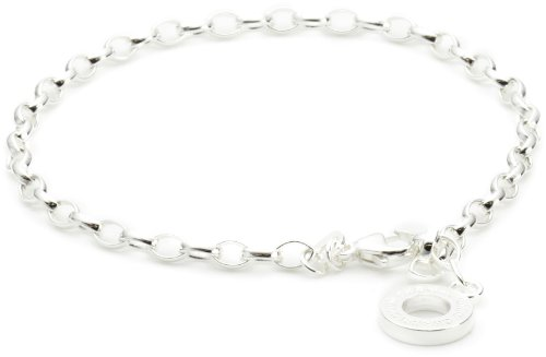 thomas sabo charm armband silber x0163 l 19 cm ringe. Black Bedroom Furniture Sets. Home Design Ideas