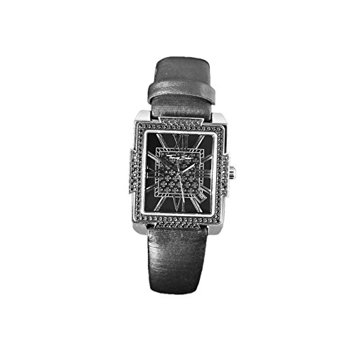 Thomas Sabo WA0043-209-203 Armbanduhr mit schwarzen Zirkonia
