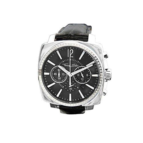 Thomas Sabo WA0085-218-203 Armbanduhr mit weißem Zirkonia