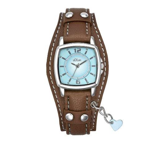 s.Oliver Damen-Armbanduhr SO-1339-LQ