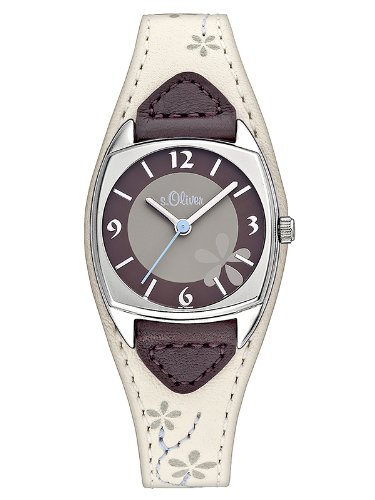 s.Oliver Damen-Armbanduhr SO-2135-LQ
