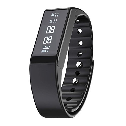 Internet Original Vidonn X6S Bluetooth 4.0 IP65 Smart Armband OLED-Touchscreen für IOS Android