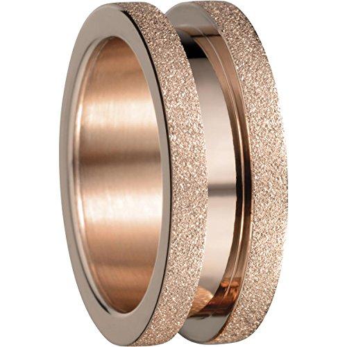 Bering Damen-Ring AußenRing Edelstahl - 527