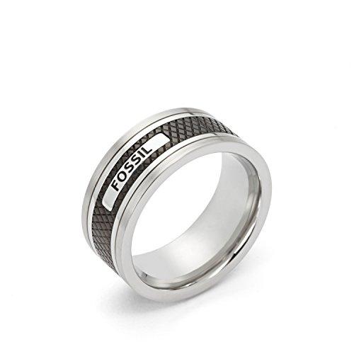 Fossil Herren-Ring Edelstahl JF00888040