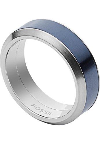 Fossil Ring für Herren Mens Dress Edelstahl JF02614998