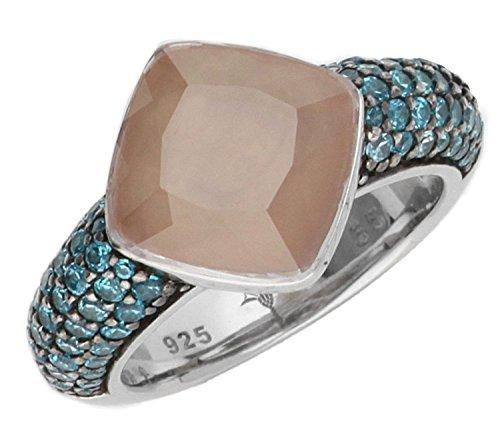 Joop Damen Fingerring Silber Rosa Kirsten JPRG90657B