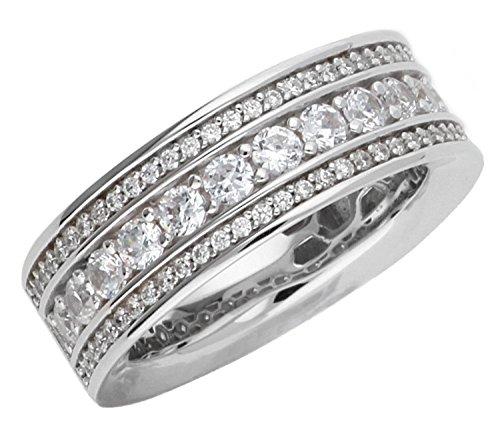 Joop Damen Fingerring Silber Silber Kim JPRG90745A