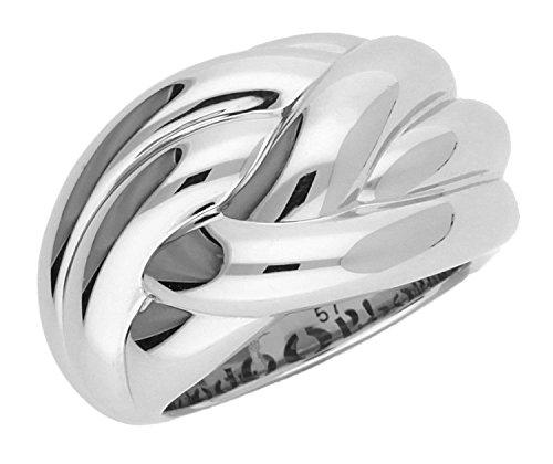 Joop Damen Fingerring Silber Silber Silhouette JPRG90663A