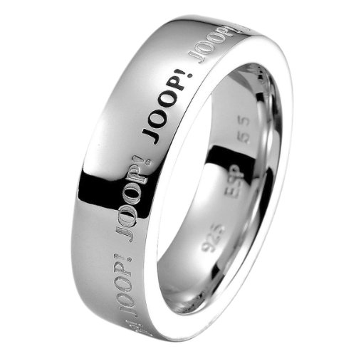 Joop Damen-Ring Logo Signature 925 Sterling Silber JPRG90219E5