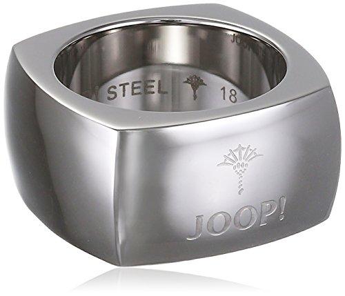 Joop Unisex-Ring LOGO SIGNATURE Edelstahl JPRG10610A1