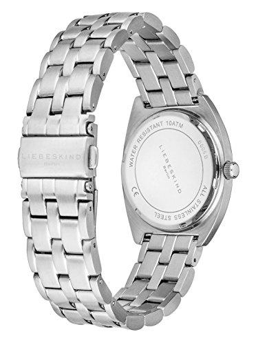 Liebeskind Berlin Damen-Armbanduhr Metal Analog Quarz LT-0007-MQ