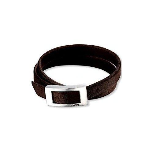 Joop! Damen-Armband Double Wrap Approx 21Cm+C23 JPBR90260A210
