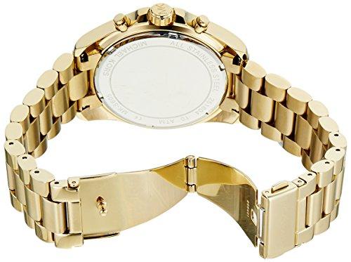 Michael Kors Damen-Armbanduhr Analog Quarz Edelstahl MK5605