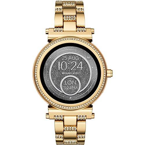 Michael Kors Damen Smartwatch Sofie MKT5023
