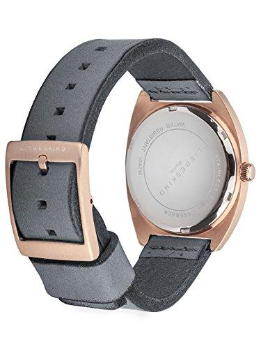 Liebeskind Berlin Damen-Armbanduhr Vegetable Analog Quarz Leder LT-0034-LQ