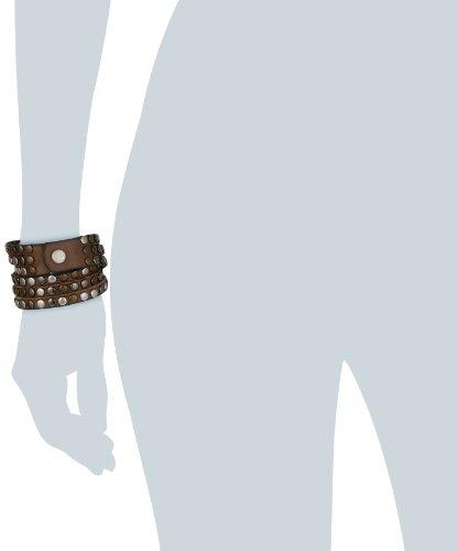 Liebeskind Damen Armband LKB206, Gr. one size, Beige (stone 0023)