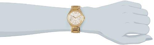 Michael Kors Damen-Armbanduhr XS Analog Quarz Edelstahl beschichtet MK5759