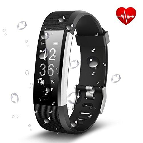 antimi fitness armband fitness tracker uhr pulsmesser. Black Bedroom Furniture Sets. Home Design Ideas