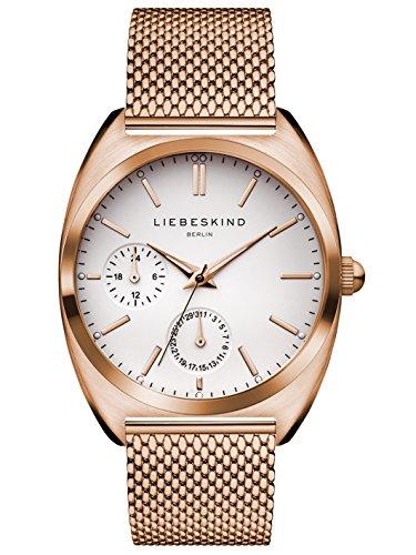 Liebeskind Berlin Damen-Armbanduhr Analog Quarz LT-0039-MM