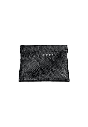 JETTE Silver Damen-Armband MY LOVE 925 Silber rhodiniert 34 Kristalle (silber/rosé) One Size, silber