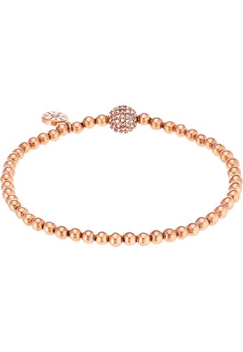 JETTE Magic Passion Damen-Armband Magic Passion Metall 84 Kristalle rosé, One Size