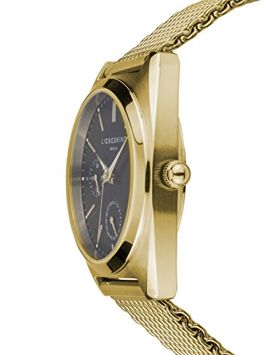 Liebeskind Berlin Damen-Armbanduhr Analog Quarz LT-0041-MM