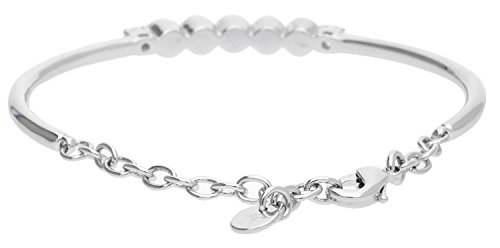 Joop Damen-Armband Zirkonia weiß 17,5 cm JPBR00001A175