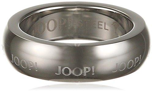 Joop Unisex-Ring LOGO SIGNATURE Edelstahl Gr. 60 (19.1) - JPRG10612A190