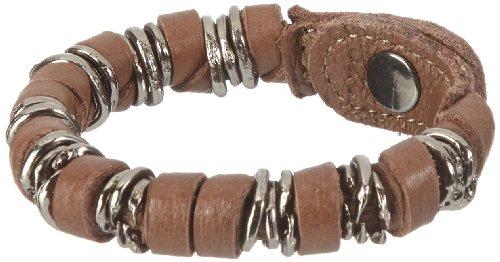 Liebeskind Damen Armband LKB504, Gr. one size, Braun (brown)