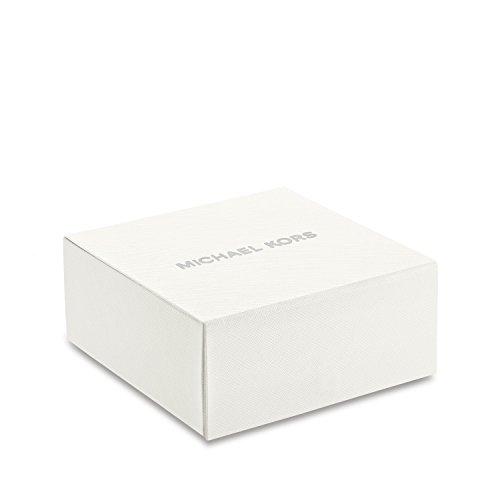 Michael Kors Damen-Armband Edelstahl roségolden mit Zirkonia 5,7 cm - MKJ5336