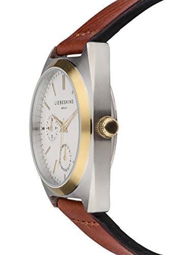 Liebeskind Berlin Damen-Armbanduhr Analog Quarz LT-0042-LM