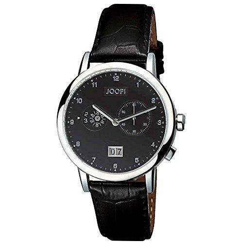Joop! Herren-Armbanduhr Analog Quarz Leder JP100071001U