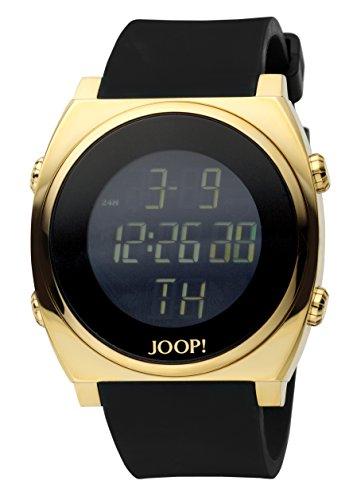 Joop Herren-Armbanduhr Gents Lcd Digital Quarz Plastik JP100751F02