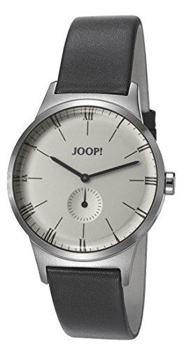 Joop! Herren-Armbanduhr Jack Analog Quarz Leder